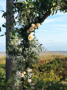 Wimbee Creek Farm grows flowers for your wedding.