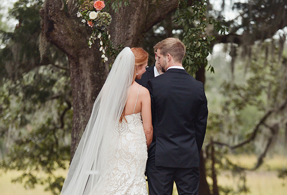 James and Ana wedding at Wimbee Creek Farm