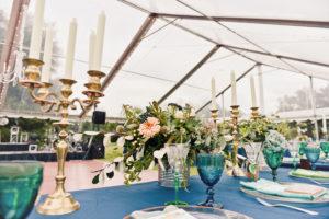 Farm wedding at Wimbee Creek